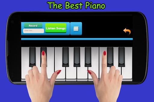 Blue Drum - Piano 1.3 screenshots 6