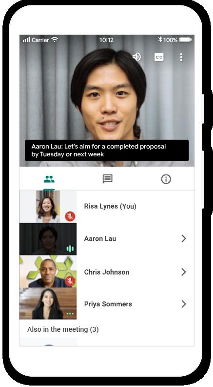 Secure, enterprise-grade video conferencing