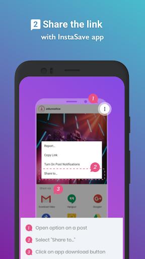 Video, Photo & Story downloader for Instagram - IG screenshots 4