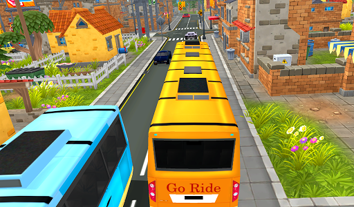 Screenshots von Subway Bus Racer 9