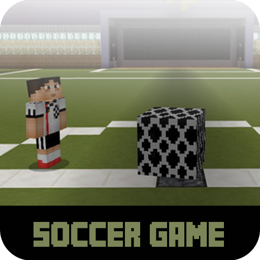 Map Soccer Game For MCPE