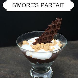 Gluten Free S'more's Parfaits