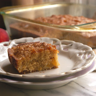 Cinnamon Peach Cake Recipes