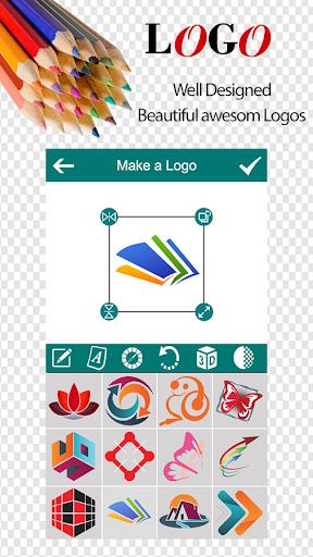 Logo Maker 3D 5.0 screenshots 1
