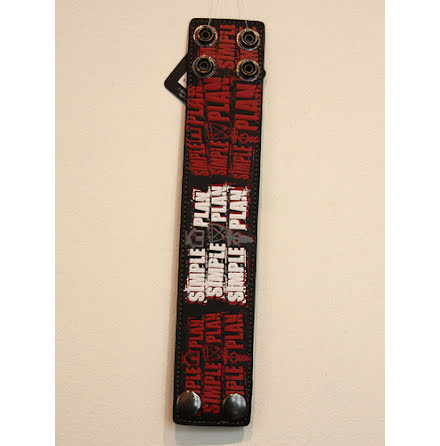Simple Plan - Armband