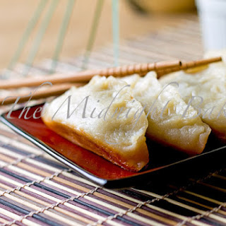 Pot Stickers (Dim Sum or Chinese Dumplings).
