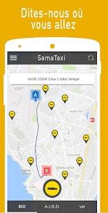 SamaTaxi - náhled
