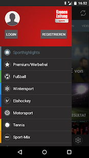Krone Sport- screenshot thumbnail