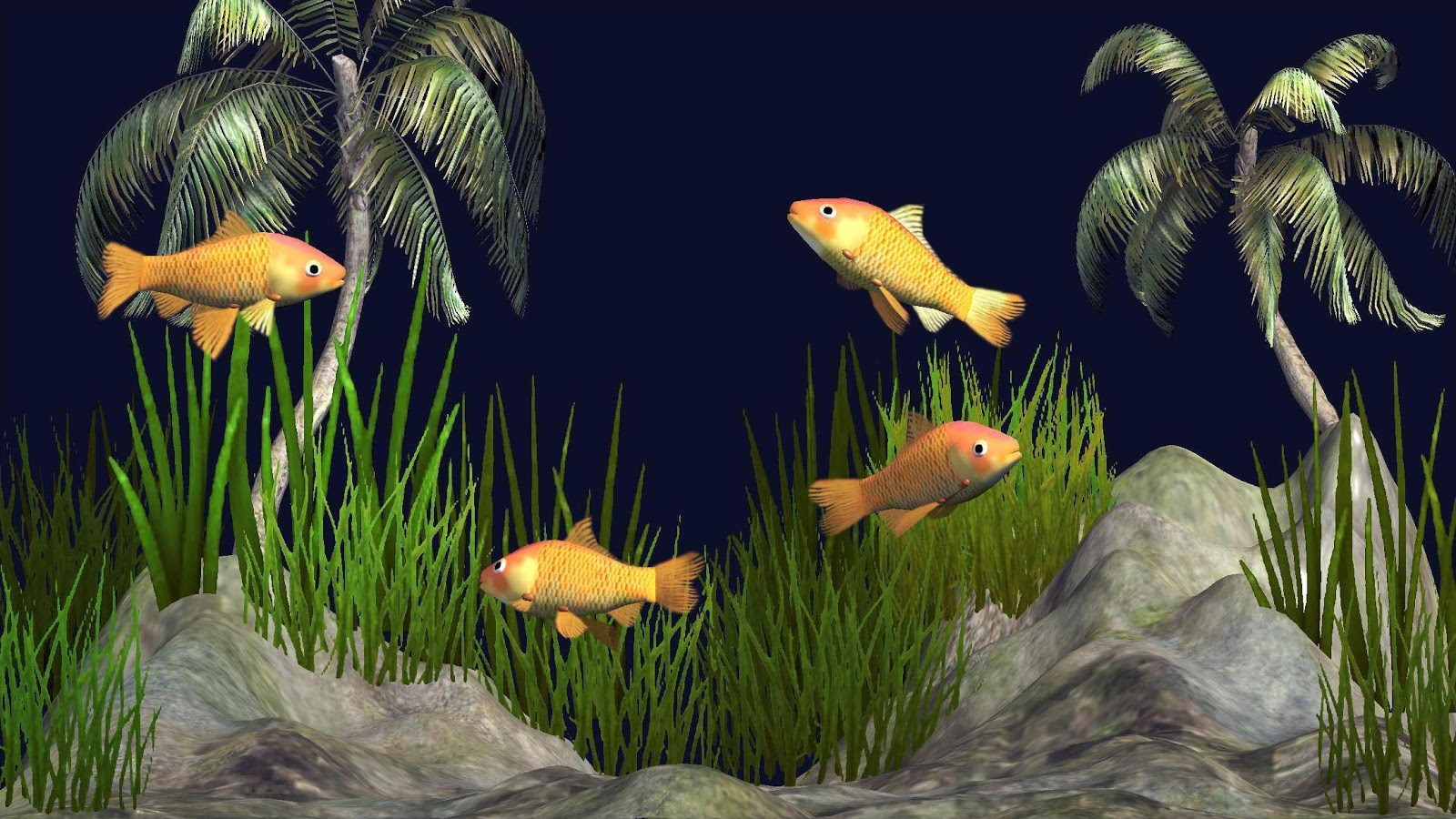 Fish Sim for Cats- screenshot