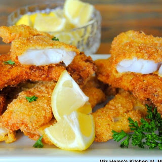 Fried Crappie