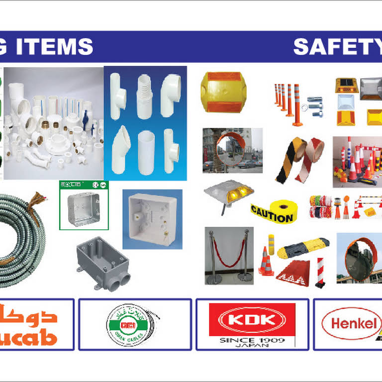 Jesr Al Rashediah Building Materials Trading L L C
