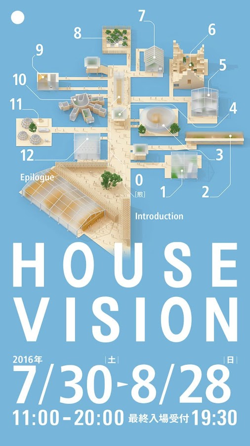 HOUSE VISION Audio Guide- screenshot