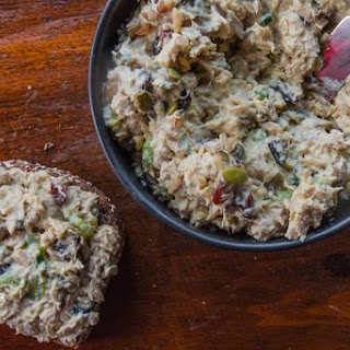 Hi-Protein, Hearty Tuna Salad