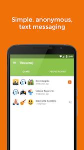 Threemoji screenshot 0