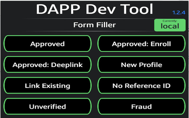 DAPP Dev Tool