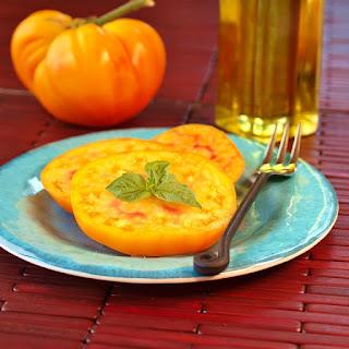 Heirloom Pineapple Tomato