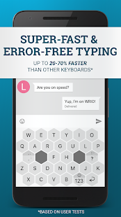 WRIO Keyboard (+2500 emoji) Screenshot