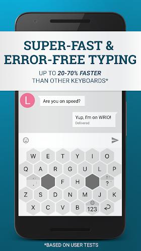 WRIO Keyboard (+Emoji) 1.0.2 APK
