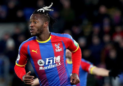 Crystal Palace a été contraint au match nul 1-1 contre Brighton