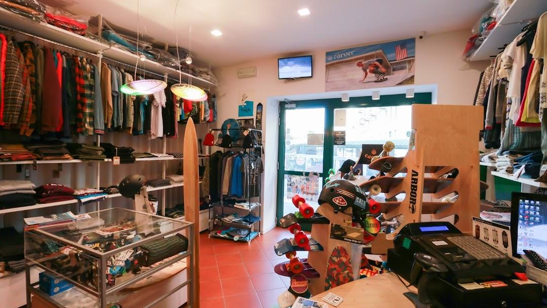 85b9543e35 NORTH SHORE MILANO Surf & Carver Shop - Negozio di articoli Surf e ...