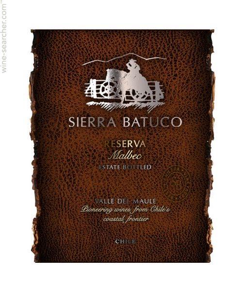 Logo for Sierra Batuco Malbec