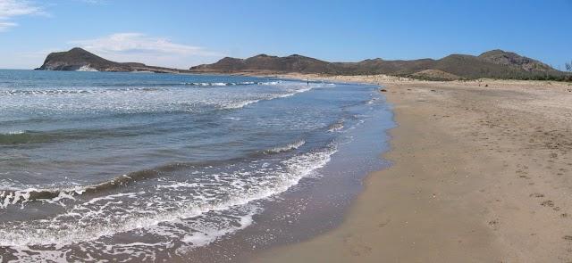 Playa de Los Genoveses.