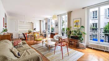 Appartement meublé 4 pièces 105,23 m2