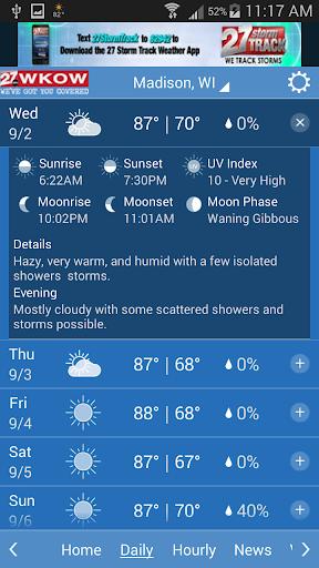 玩免費天氣APP|下載27StormTrack app不用錢|硬是要APP