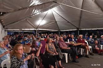 Photo: great sized audience for Bandemonium