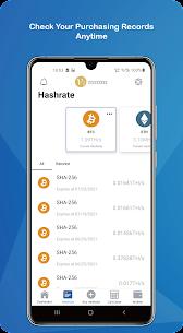 Hashshiny Bitcoin Cloud Mining 2