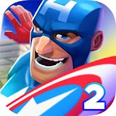 Legend Captain2:Avengers Fight