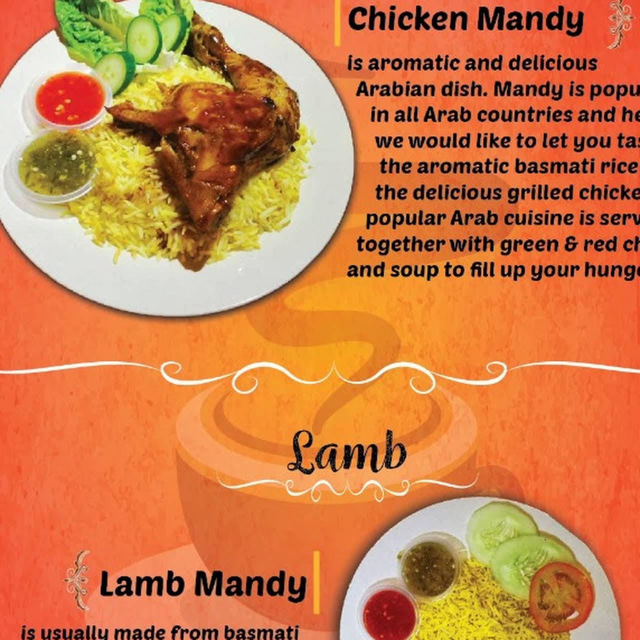 Nasi Arab Soho - Restaurant in Ipoh