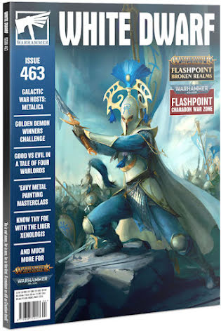 WHITE DWARF 463 (APR-21) (ENGLISH)
