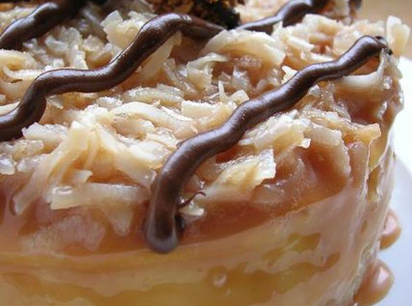 Samoas Cheesecake Recipe