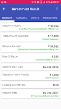 Sukanya Samriddhi Calculator screenshot thumbnail