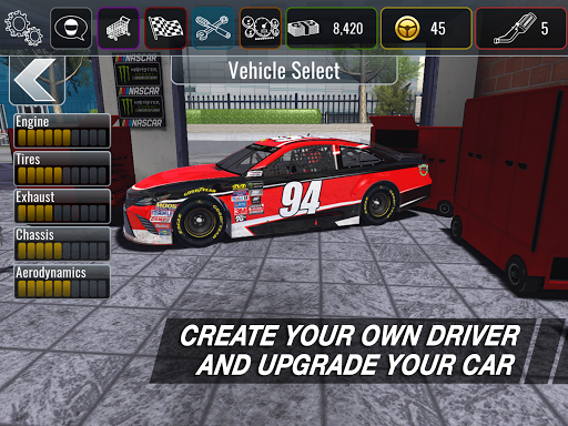 NASCAR Heat Mobile 1.3.8 screenshots 9