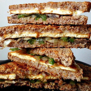 Tofu Patty Melt