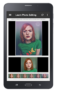 Download Learn Photo Editing For PC Windows and Mac apk screenshot 18