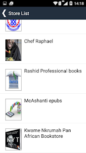 Pick Reader screenshot