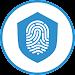 PicSafe - Hide photos/videos using fingerprint Icon