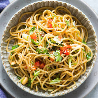 Sesame Noodle Salad