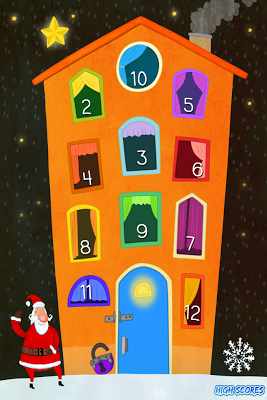 Times Tables for Kids Santa - screenshot
