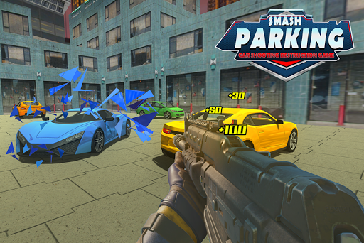 Smash Parking Car Shooting Destruction game  screenshots EasyGameCheats.pro 2