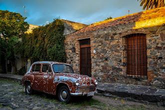 Photo: Colonia, Uruguay