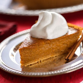 Easy Vegan Pumpkin or Squash Pie.