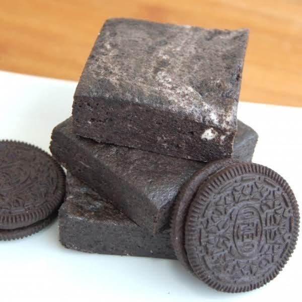 Oreo's lumps of coal_image