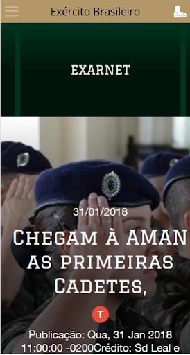 Exército Brasileiro screenshot 1