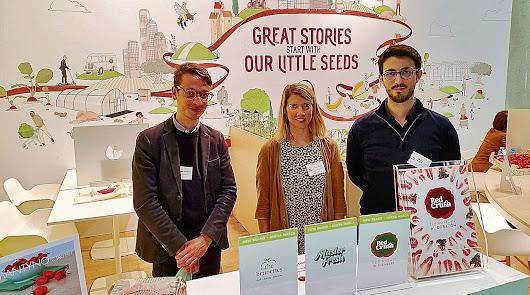 Gautier semillas invita a crear 'grandes historias'