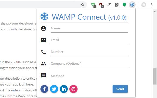 WAMP Connect