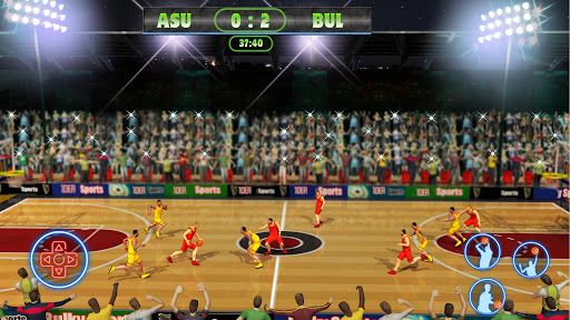 Fanatical PRO Basketball 2020: World Dunkers Mania 1.0.5 screenshots 3